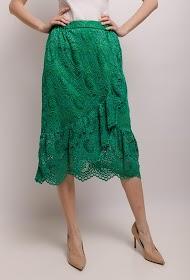 VETI STYLE lace skirt