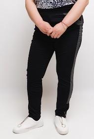VETI STYLE elastic leggings
