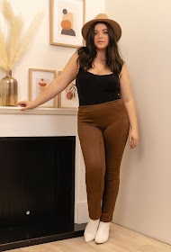 VETI STYLE straight trousers