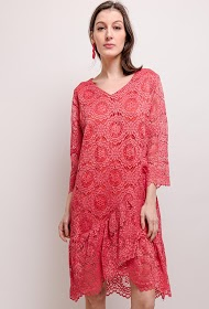 VETI STYLE lace dress