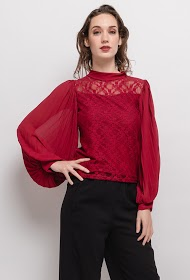 WILLY Z blouse féminine