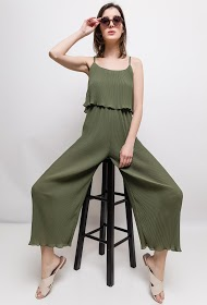 WILLY Z pleated jumpsuit
