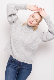 WILLY Z ribbed sweater