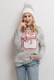 WILLY Z camisola de natal