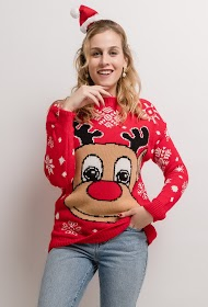 WILLY Z christmas sweater