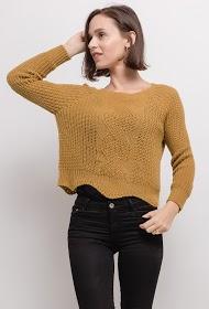 WILLY Z twisted sweater