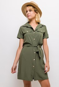 WILLY Z buttoned dress