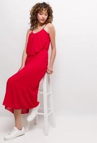 WILLY Z flowing long dress