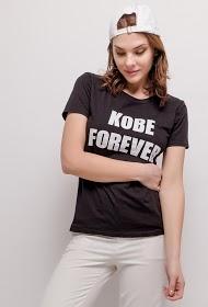WILLY Z t-shirt kobe forever