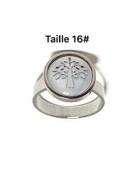 Z. EMILIE tree of life steel ring