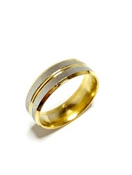 Z. EMILIE steel ring