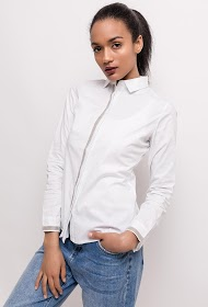 ZAC ET ZOÉ shirt with chain detail