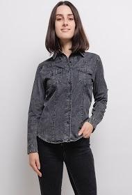ZAC & ZOÉ chemise en jeans