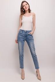 ZAC & ZOÉ grundlæggende jeans