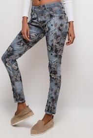 ZAC ET ZOÉ reversible jeans