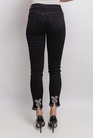 ZAC & ZOÉ pants with fancy ankles