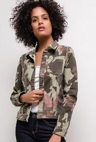 ZAC ET ZOÉ reversible jacket
