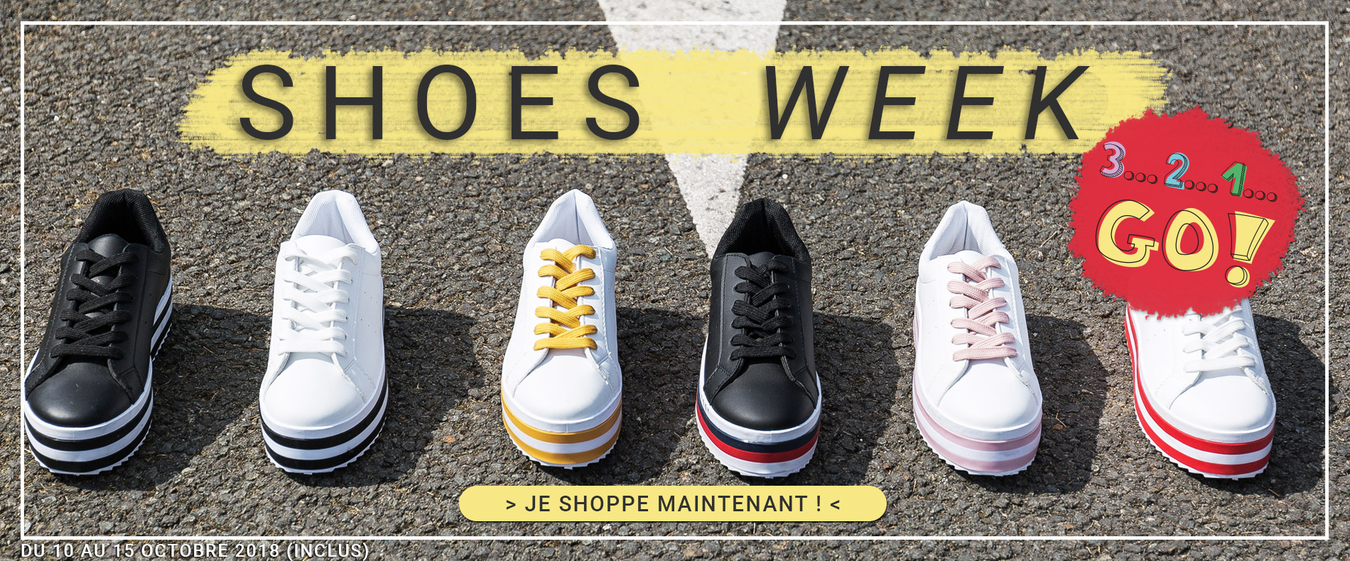 SHOES WEEK