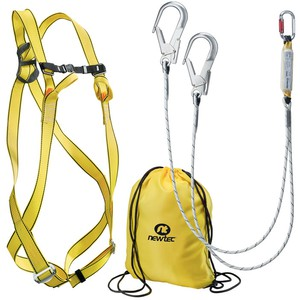 KIT ANTICADUTA NEWTEC GIALLO
