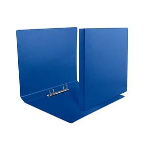 RACCOGLITORE 2 ANELLI 25mm BLU 25.5x33.5cm CARTOTECNICA DEL GARDA