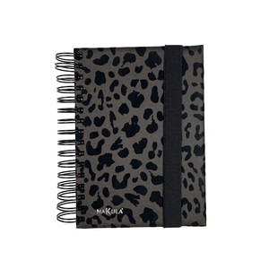 NOTEBOOK MAKULA STONE LEOPARD 15x21cm A5 PUNTINATO 100 FOGLI