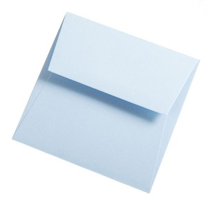 BUSTA COLORPLAN AZURE BLUE 15.5x15.5cm STRIP}