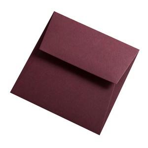 BUSTA COLORPLAN CLARET 15.5x15.5cm STRIP}