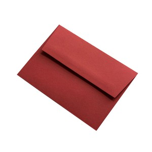 BUSTA COLORPLAN VERMILLION 12.5x17.6cm B6 STRIP