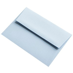 BUSTA COLORPLAN AZURE BLUE 16.2x22.9cm C5 STRIP