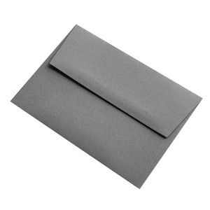 BUSTA COLORPLAN DARK GREY 16.2x22.9cm C5 STRIP