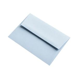 BUSTA COLORPLAN AZURE BLUE 11.4x16.2cm C6 STRIP