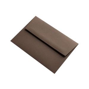 BUSTA COLORPLAN BAGDAD BROWN 11.4x16.2cm C6 STRIP
