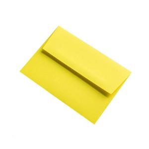 BUSTA COLORPLAN FACTORY YELLOW 11.4x16.2cm C6 STRIP