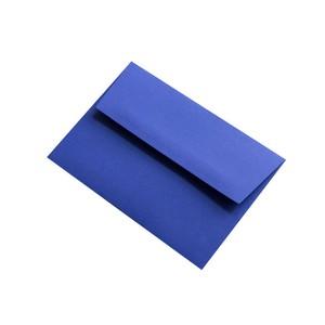 BUSTA COLORPLAN ROYAL BLUE 11.4x16.2cm C6 STRIP