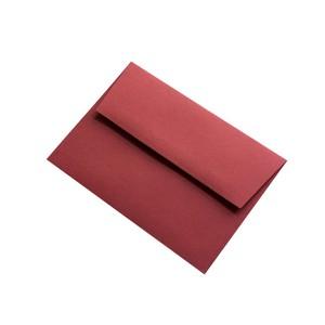 BUSTA COLORPLAN SCARLET 11.4x16.2cm C6 STRIP