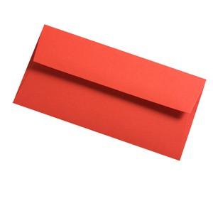 BUSTA COLORPLAN BRIGHT RED 11x22cm DL STRIP