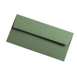 BUSTA COLORPLAN MID GREEN 11x22cm DL STRIP