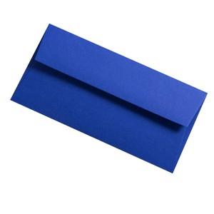 BUSTA COLORPLAN ROYAL BLUE 11x22cm DL STRIP
