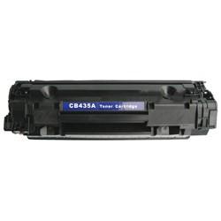 TONER COMPATIBILE C/CB435A NERO