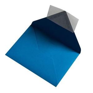 BUSTA COLORPLAN ADRIATIC 12.5x17.6cm B6 STRIP}