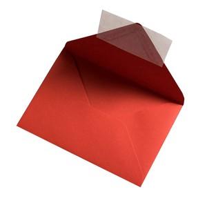 BUSTA COLORPLAN BRIGHT RED 12.5x17.6cm B6 STRIP