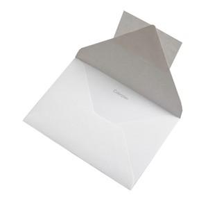 BUSTA COLORPLAN BRIGHT WHITE 12.5x17.6cm B6 STRIP