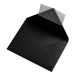 BUSTA COLORPLAN EBONY 12.5x17.6cm B6 STRIP}