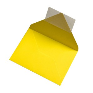 BUSTA COLORPLAN FACTORY YELLOW 12.5x17.6cm B6 STRIP}