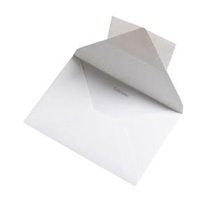 BUSTA COLORPLAN PRISTINE WHITE 12.5x17.6cm B6 STRIP}