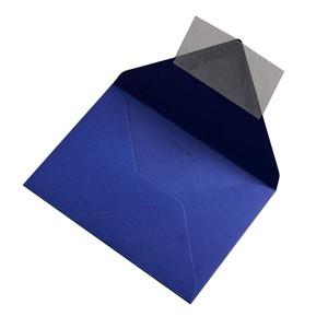 BUSTA COLORPLAN ROYAL BLUE 12.5x17.6cm B6 STRIP}