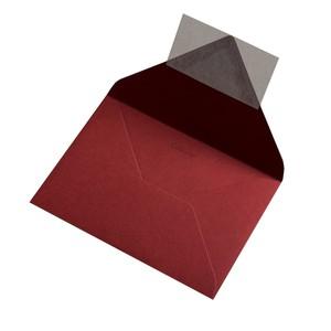BUSTA COLORPLAN SCARLET 12.5x17.6cm B6 STRIP