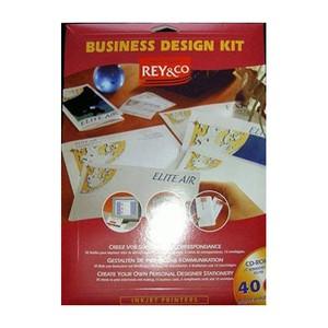 BUSINESS DESIGN KIT BIANCO INTERNATIONAL PAPER
