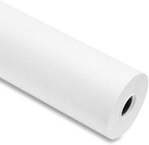 ROTOLO PLOTTER IJM627 WHITE OUTDOOR PAPER GLOSS PO BIANCO CANON 200gr 106.7cmx50MT