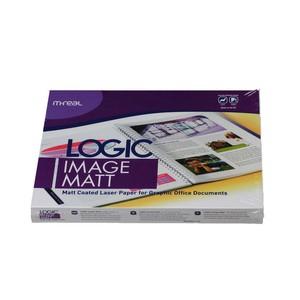 LOGIC IMAGE MATT A4 BIANCO 135gr